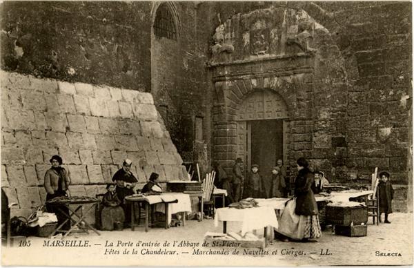 Abbaye de saint-Victor, Marseille